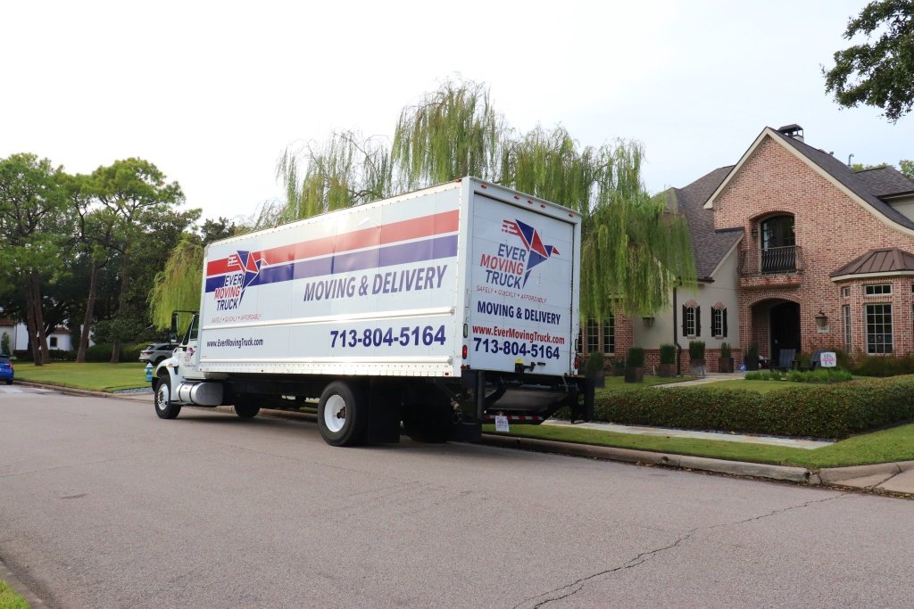 moving company in Houston