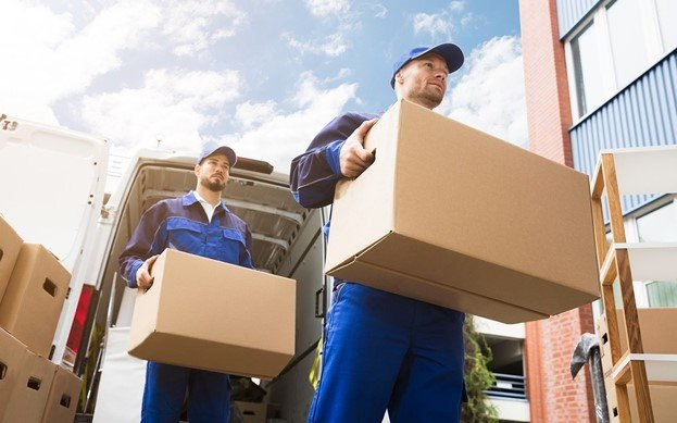 Professional Moving Company in Houston