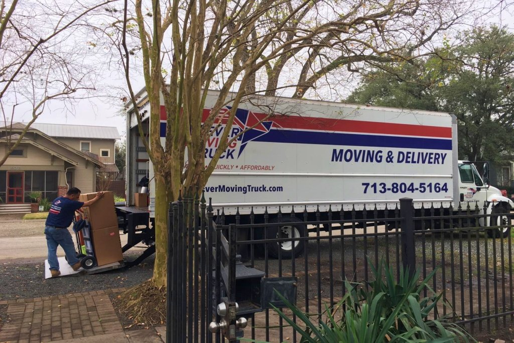 moving company in Spring
