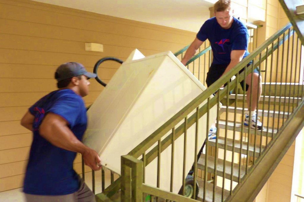 moving company in Conroe